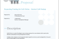Internet Cafe Startup Funding Sample Business Plan  5 Steps inside Amazing Cost Plus Building Contract Template