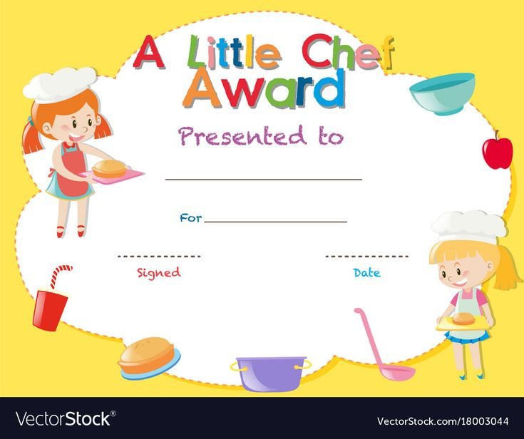 Kids Award Template  Colonarsd7 Regarding Gymnastics throughout Amazing Free Kids Certificate Templates
