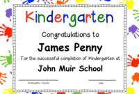 Kindergarten Graduation Ideas Discover Kindergarten for Printable Editable Pre K Graduation Certificates