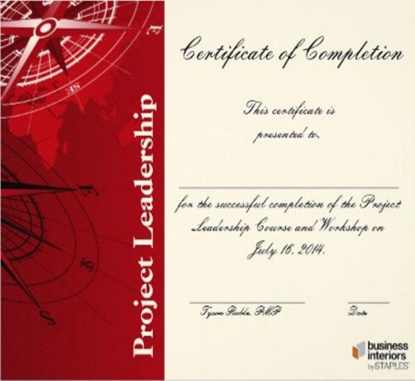 Leadership Certificate Template  11 Word Pdf Psd in Free Outstanding Student Leadership Certificate Template Free
