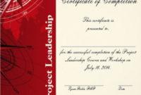 Leadership Certificate Template  11 Word Pdf Psd intended for Student Leadership Certificate Template