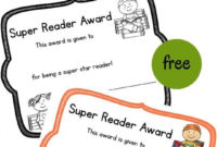 Literacy Printable Certificates That You Can Edit with regard to Star Reader Certificate Template Free