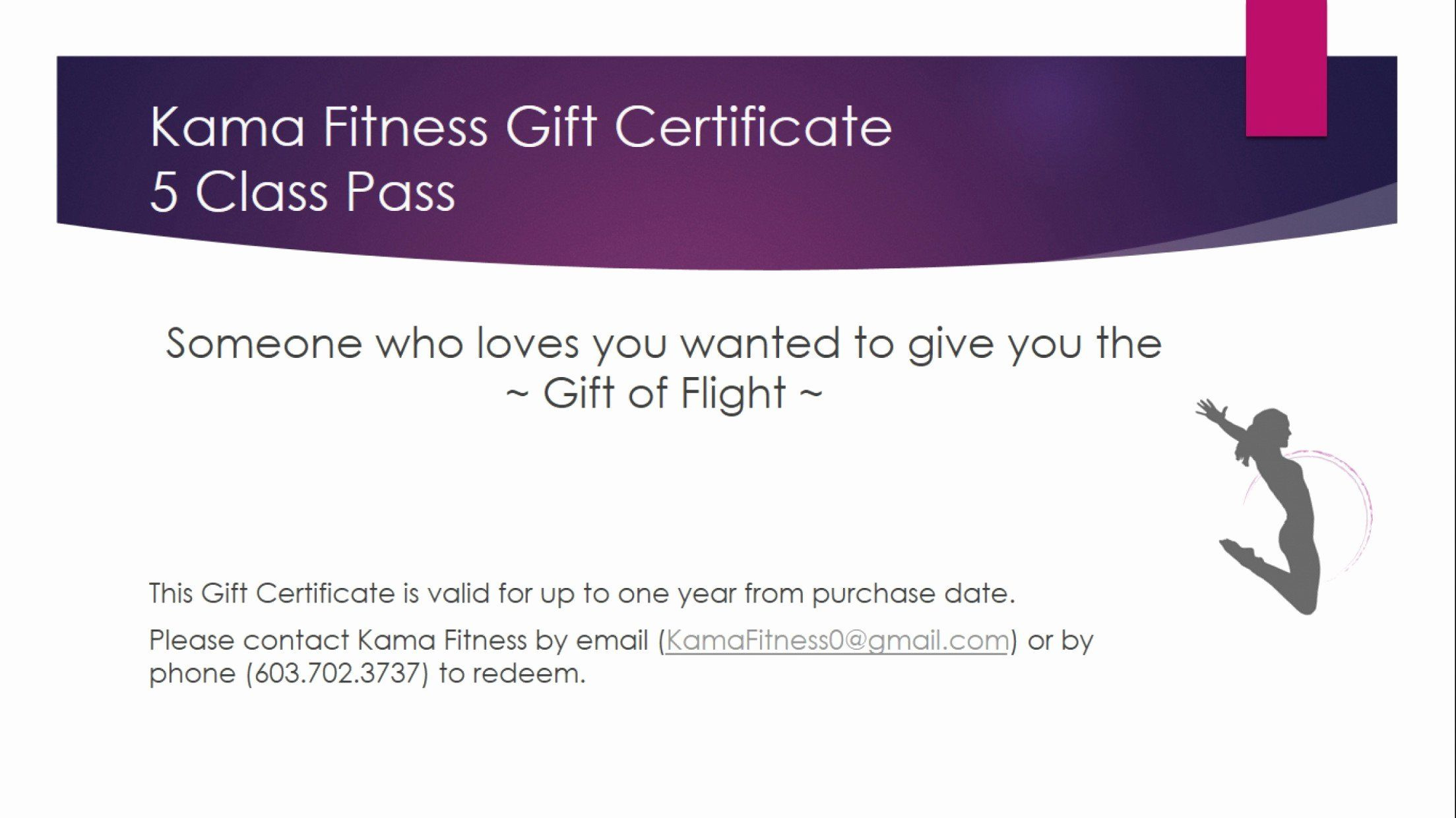 Make Up Gift Certificate Template Fresh Gift Certificate inside Fitness Gift Certificate Template