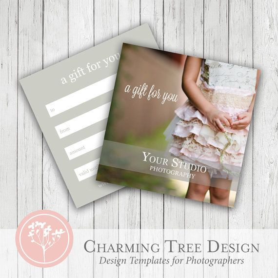 Marketing Templates  Photographer Gift Certificate for Best Gift Certificate Template Photoshop