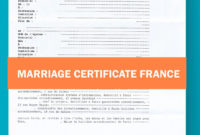 Marriage Certificate Translation 20 Pp Delivery Same Day intended for Awesome Marriage Certificate Translation Template