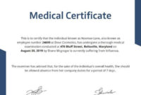 Medical Certificate Fit To Travel Sample  Yoktravels regarding Best Fit To Fly Certificate Template