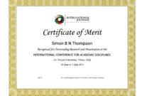 Merit  Driverlayer Search Engine in Merit Certificate Templates Free 10 Award Ideas