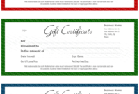 Microsoft Gift Certificate Template Free Word 7 in Microsoft Gift Certificate Template Free Word