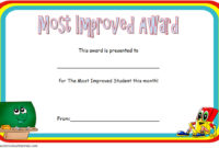 Most Improved Student Certificate 10 Template Designs Free throughout Free 10 Certificate Of Championship Template Designs Free