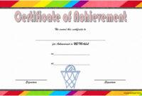 Netball Achievement Certificate Editable Templates for Editable Swimming Certificate Template Free Ideas