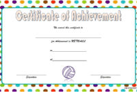 Netball Achievement Certificate Editable Templates inside Quality Download 10 Basketball Mvp Certificate Editable Templates