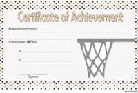 Netball Achievement Certificate Editable Templates with Running Certificate Templates 10 Fun Sports Designs