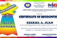 New Editable Quarterly Awards Certificate Template regarding Free Netball Achievement Certificate Editable Templates