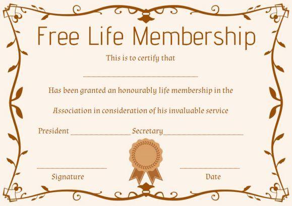 New Member Certificate Template 6  Free Certificate within Awesome Baptism Certificate Template Word 9 Fresh Ideas