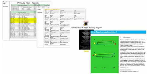 Oakleigh Juniors Soccer Club in Amazing Agenda Template For Training Session