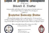 Ordination Certificate Template 4  Templates Example for Awesome Free Ordination Certificate Template