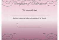 Ordination Certificate Template Download Printable Pdf inside Best Ordination Certificate Template