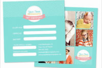 Photo Session Gift Certificate Template Beautiful Graphy regarding Photography Session Gift Certificate