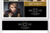 Photography Gift Certificate Template  13 Free Word Pdf in Photography Gift Certificate