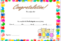 Pin On Certificate Of Achievement in Pre K Diploma Certificate Editable Templates