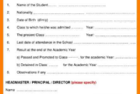 Pin On Certificate Templates regarding School Leaving Certificate Template