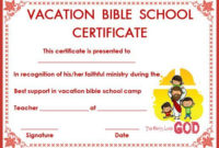 Pin On Certificate Templates with regard to Free Vbs Certificate Templates