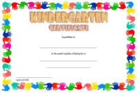 Pin On Graduation Certificate For Kids throughout Kindergarten Graduation Certificates To Print Free