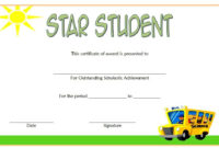 Pin On Student Certificate Ideas Free within Free Free Student Certificate Templates