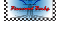 Pinewood Derby  1St Place Certificate Printable Pdf Download throughout Pinewood Derby Certificate Template