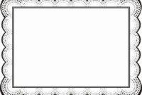Pinjennifer Lowe  Printable Lett On Σχολείο In 2020 in Free Printable Certificate Border Templates