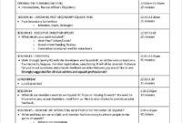Planning Agenda Templates  9 Free Word Excel Pdf with Free Meeting Agenda Sample Template Free