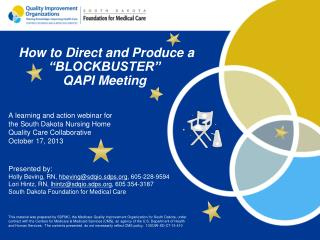 Ppt  Quality Assessment And Performance Improvement intended for Quality Assurance Meeting Agenda Template