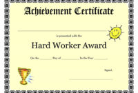 Printable Award Certificates For Students  Craft Ideas inside Certificate Of Honor Roll Free Templates