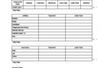 Printable Daily Organizer Pages throughout Project Manager Daily Log Template