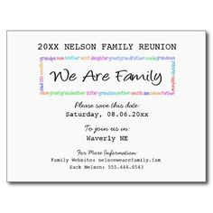 Printable Example Of Family Reunion Program  Grand Rapids pertaining to Family Reunion Agenda Template