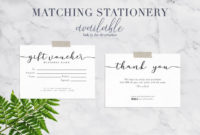 Printable Gift Voucher Certificate Card Editable Template with Share Certificate Template Australia