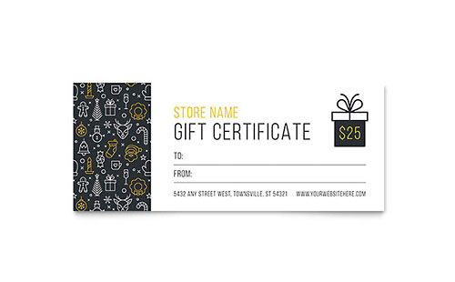 Publisher Gift Certificate Template 5  Best Templates inside Quality Publisher Gift Certificate Template