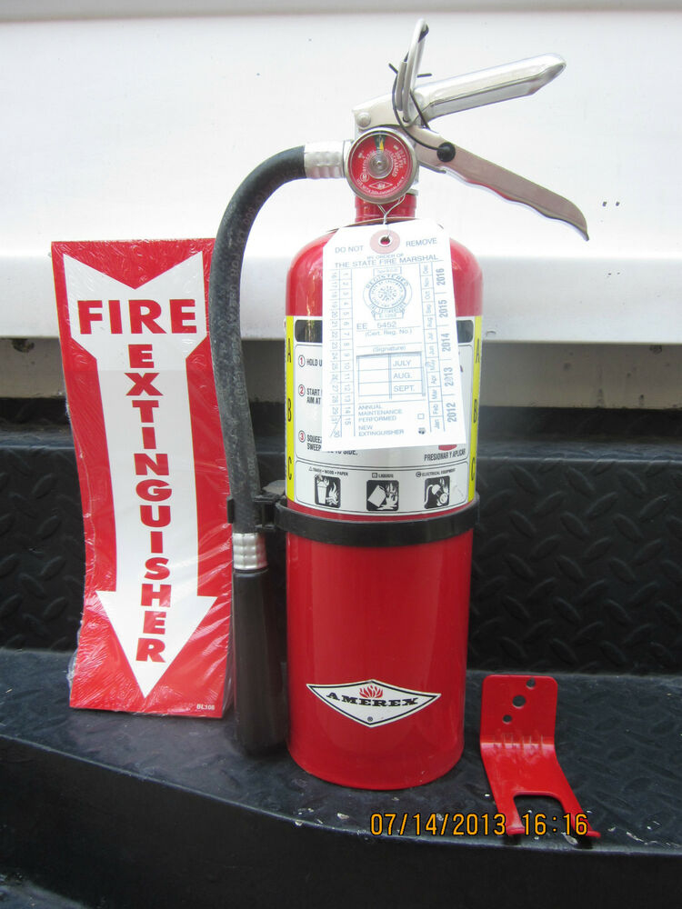 Quality 5Lb Abc Fire Extinguisher W/2018 Certification Tag pertaining to Awesome Fire Extinguisher Training Certificate