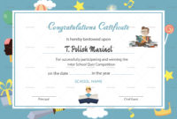 Reading Award Congratulations Certificate Design Template with Quality Congratulations Certificate Templates