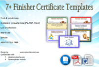 Running Certificates Templates Free 2 in Running Certificates Templates Free