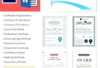 Sample Certificate School Leaving Certificate Sample in Quality Leaving Certificate Template