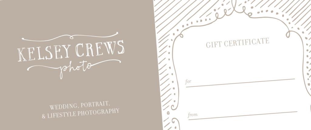 Santa Barbara Photography Session Gift Certificate  Blog with regard to Photography Session Gift Certificate