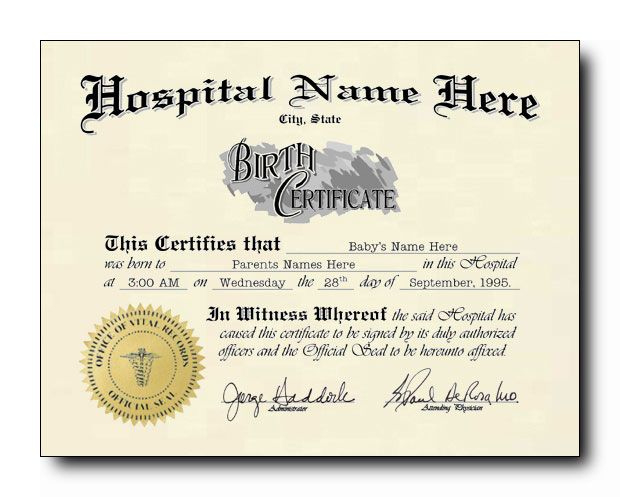 Sc 10 Mock Birth Certificate For Rooster  Props  New regarding Quality Certificate For Best Dad 9 Best Template Choices