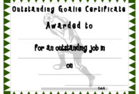 Soccer Certificate Templates  Activity Shelter throughout Free Soccer Achievement Certificate Template