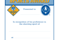 Sports Certificates  5 Free Templates In Pdf Word Excel regarding Sports Award Certificate Template Word