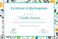 Sports Participation Certificates  Calepmidnightpigco with Amazing 10 Free Printable Softball Certificate Templates