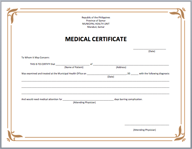 Staff Classic  Crockett'S Premium Healthcare Destination with regard to Free Australian Doctors Certificate Template