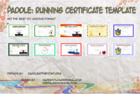 Superlative Certificate Templates Free 10 Respected Awards in 5K Race Certificate Templates