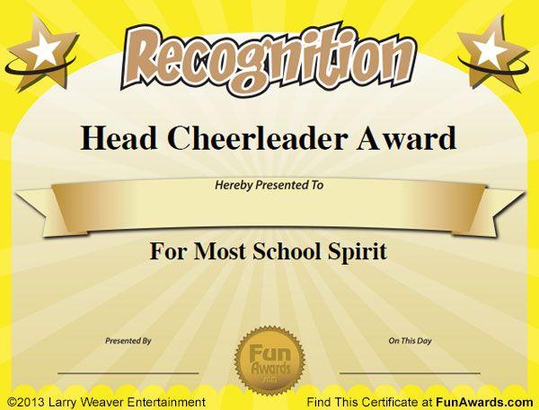 Teacher Leadership Award …  Funny Teacher Awards Funny inside Student Leadership Certificate Template