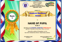 Template02 657×513  Student Awards Certificates with regard to Printable Math Certificate Template 7 Excellence Award